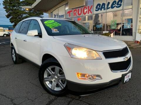 2011 Chevrolet Traverse for sale at Xtreme Truck Sales in Woodburn OR
