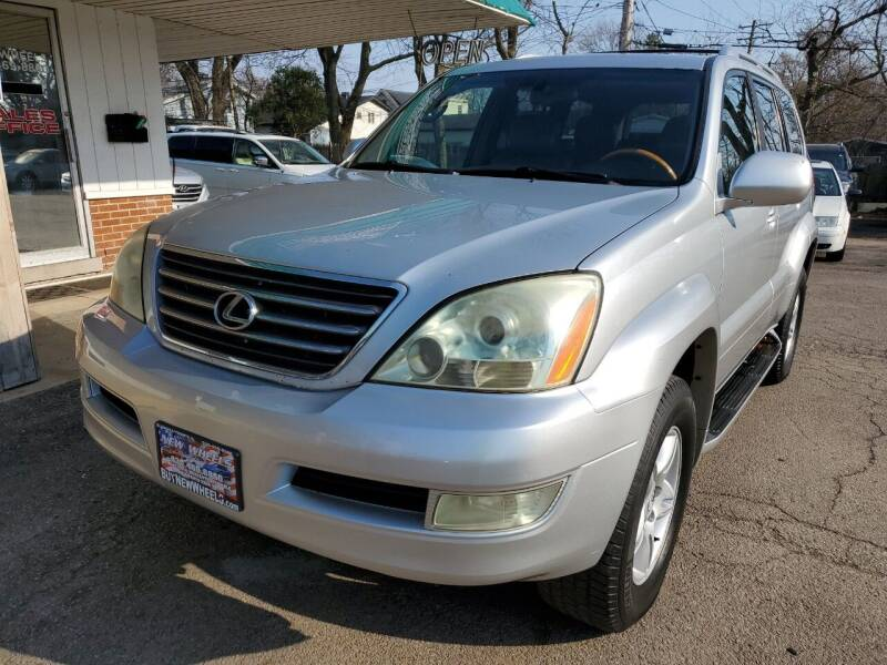 2006 Lexus GX 470 for sale at New Wheels in Glendale Heights IL