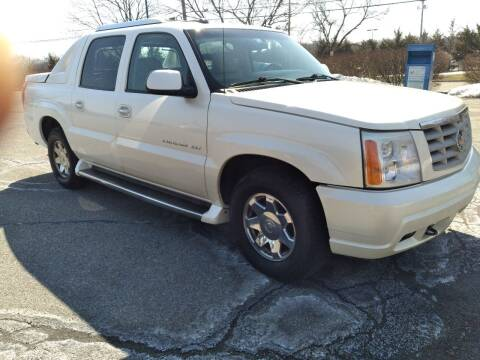 2005 Cadillac Escalade EXT for sale at Jan Auto Sales LLC in Parsippany NJ