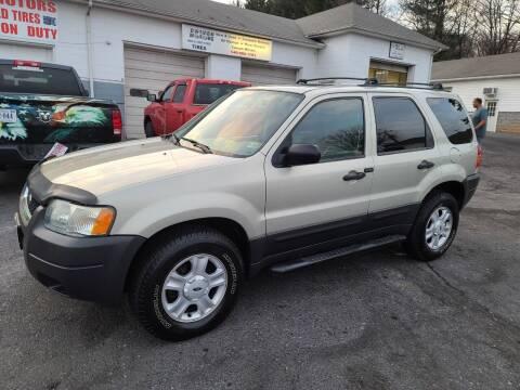 2004 Ford Escape for sale at Driven Motors in Staunton VA
