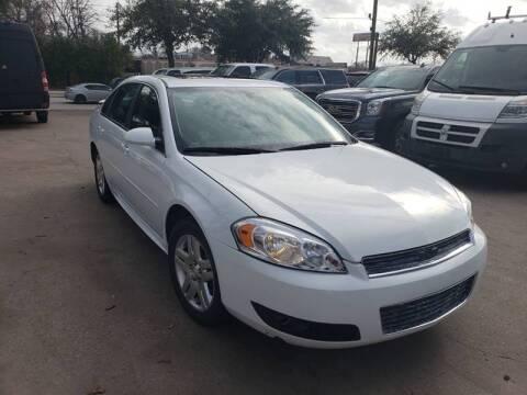 2013 Chevrolet Impala for sale at Bad Credit Call Fadi in Dallas TX