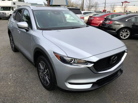 2018 Mazda CX-5 for sale at Autos Cost Less LLC in Lakewood WA