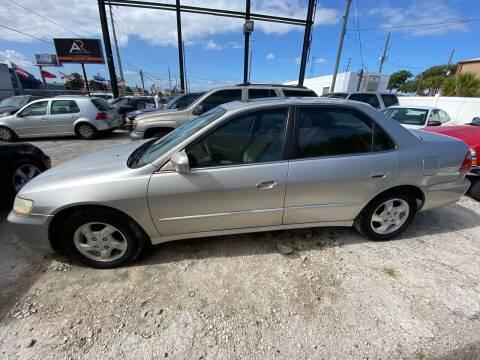 1999 Honda Accord for sale at Mego Motors in Orlando FL