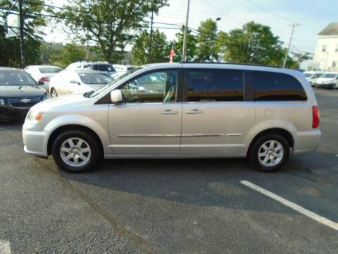 2012 Chrysler Town and Country for sale at Gemini Auto Sales in Providence RI