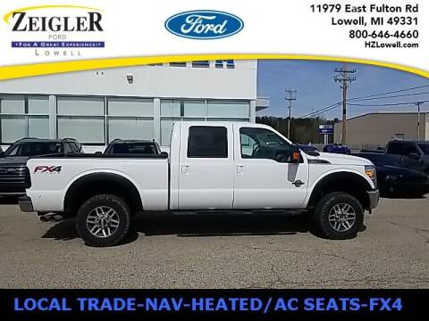 2015 Ford F-350 Super Duty for sale at Zeigler Ford of Plainwell- Jeff Bishop in Plainwell MI