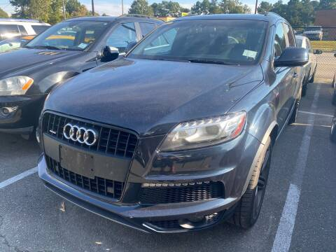 2012 Audi Q7 for sale at Import Performance Sales in Raleigh NC