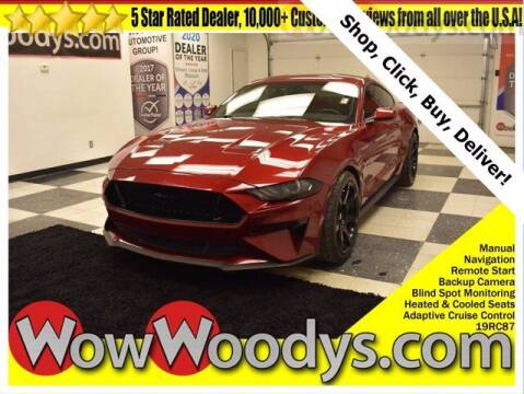 2019 Ford Mustang for sale at WOODY'S AUTOMOTIVE GROUP in Chillicothe MO