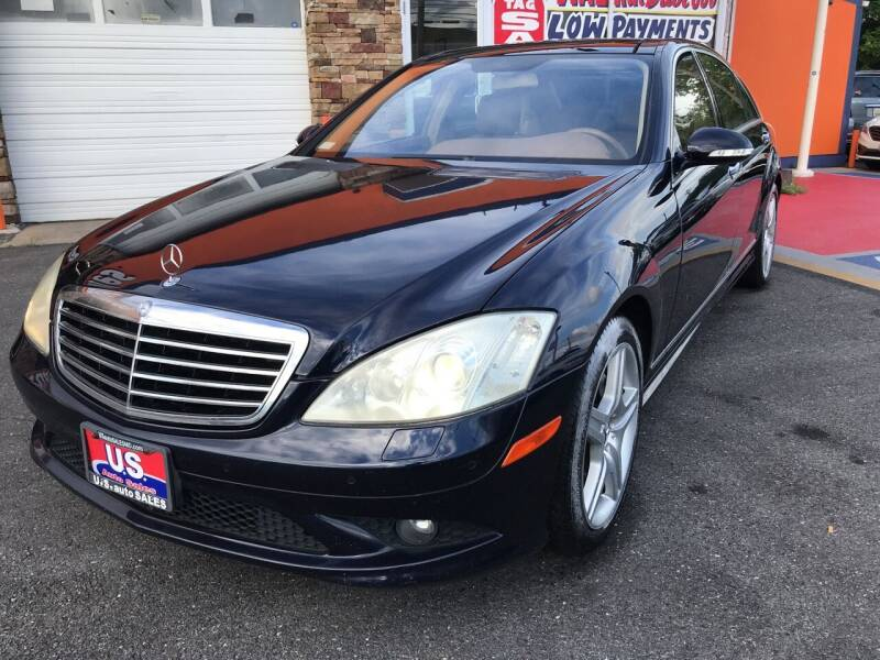 2007 Mercedes-Benz S-Class for sale at US AUTO SALES in Baltimore MD