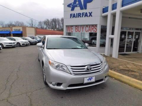 2012 Toyota Avalon for sale at AP Fairfax in Fairfax VA