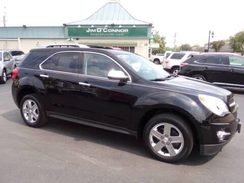 2014 Chevrolet Equinox for sale at Jim O'Connor Select Auto in Oconomowoc WI