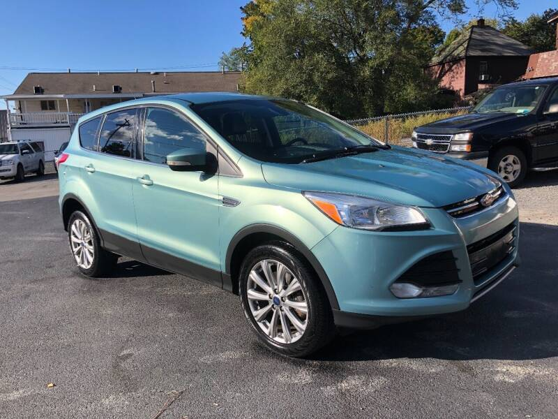 2013 Ford Escape for sale at JB Auto Sales in Schenectady NY