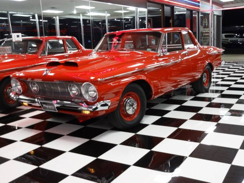 1962 Plymouth Savoy for sale at Wagner's Classic Cars in Bonner Springs KS