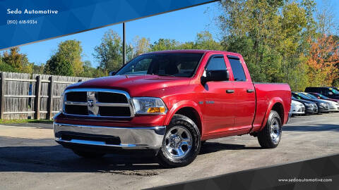 2010 Dodge Ram Pickup 1500 for sale at Sedo Automotive in Davison MI