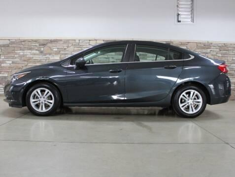 2017 Chevrolet Cruze for sale at Bud & Doug Walters Auto Sales in Kalamazoo MI