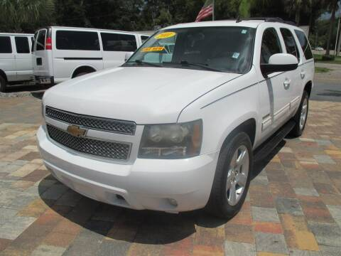 2011 Chevrolet Tahoe for sale at Affordable Auto Motors in Jacksonville FL