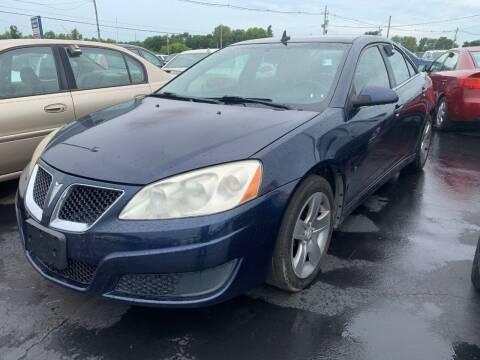 2009 Pontiac G6 for sale at American Motors Inc. - Cahokia in Cahokia IL