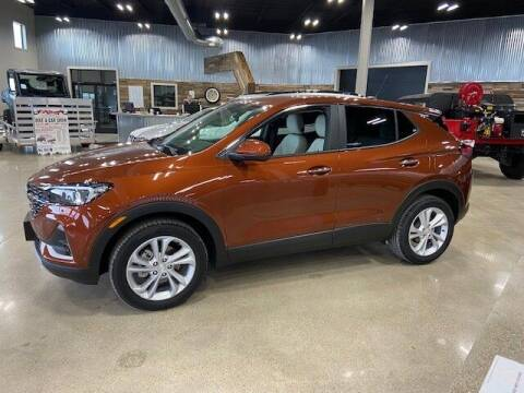 2020 Buick Encore GX for sale at Finley Motors in Finley ND