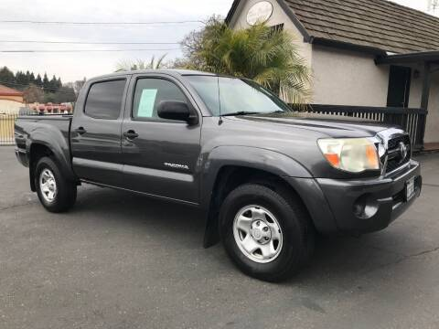 2011 Toyota Tacoma for sale at Three Bridges Auto Sales in Fair Oaks CA