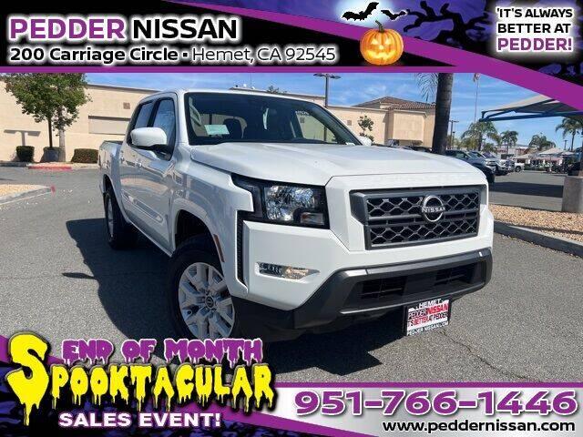 2022 Nissan Frontier for sale in Hemet, CA