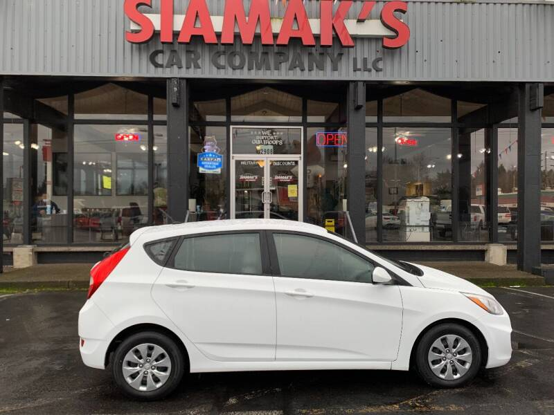 2017 Hyundai Accent for sale at Siamak's Car Company llc in Salem OR