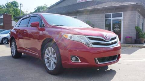 2013 Toyota Venza for sale at World Auto Net in Cuyahoga Falls OH
