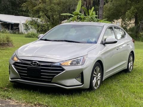 2019 Hyundai Elantra for sale at Pioneers Auto Broker in Tampa FL