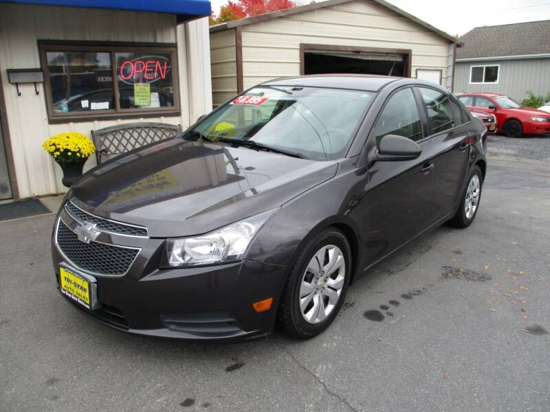 2014 Chevrolet Cruze for sale at TRI-STAR AUTO SALES in Kingston NY