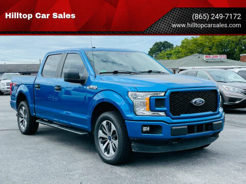 2019 Ford F-150 for sale at Hilltop Car Sales in Knoxville TN