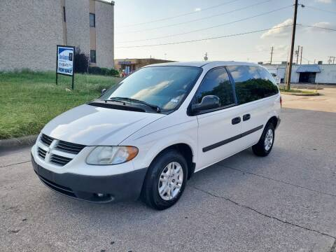 2007 Dodge Caravan for sale at DFW Autohaus in Dallas TX