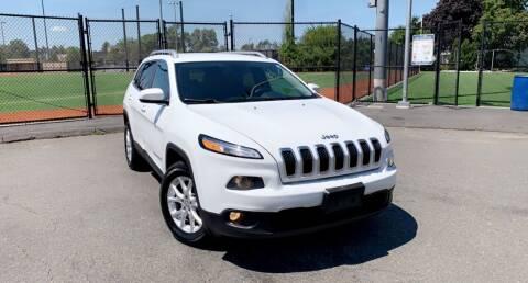 2015 Jeep Cherokee for sale at Maxima Auto Sales in Malden MA