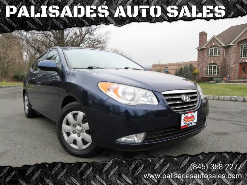 2009 Hyundai Elantra for sale at PALISADES AUTO SALES in Nyack NY