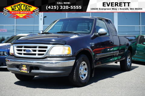 1999 Ford F-250 for sale at West Coast Auto Works in Edmonds WA