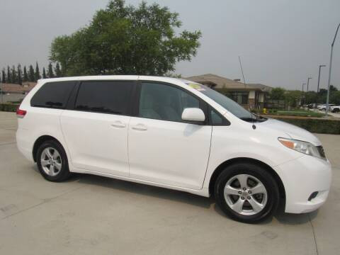2011 Toyota Sienna for sale at 2Win Auto Sales Inc in Oakdale CA