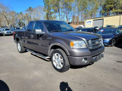 2006 Ford F-150 for sale at GA Auto IMPORTS  LLC in Buford GA