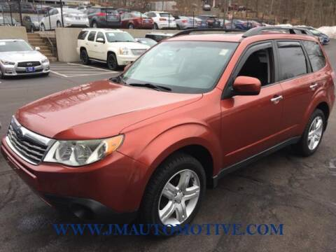 2010 Subaru Forester for sale at J & M Automotive in Naugatuck CT