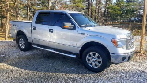 2013 Ford F-150 for sale at Victory Auto Sales LLC in Mooreville MS