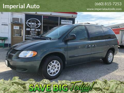 2002 Dodge Grand Caravan for sale at Imperial Auto of Marshall in Marshall MO