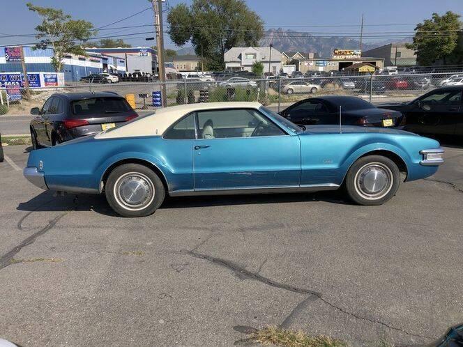 1969 Oldsmobile Toronado for sale in Cadillac, MI