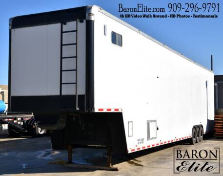 2014 Forest River Inc Double Stack Race Trailer for sale at Baron Elite in Upland CA