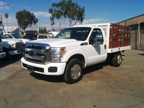 2014 Ford F-250 Super Duty for sale at Vehicle Center in Rosemead CA
