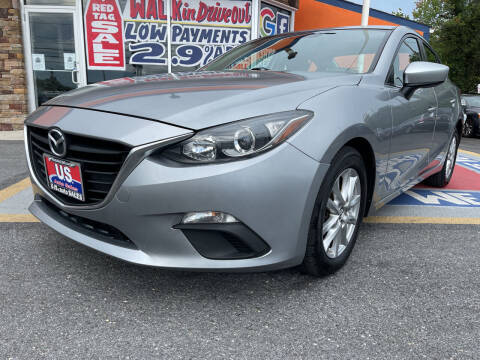 2016 Mazda MAZDA3 for sale at US AUTO SALES in Baltimore MD