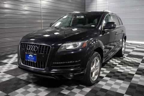 2015 Audi Q7 for sale at TRUST AUTO in Sykesville MD