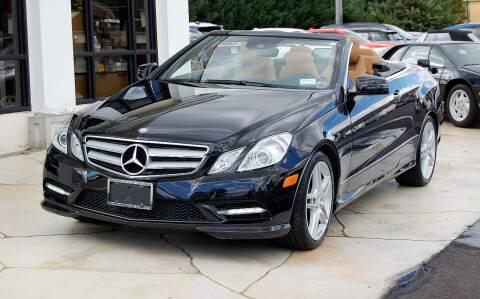 2013 Mercedes-Benz E-Class for sale at Avi Auto Sales Inc in Magnolia NJ