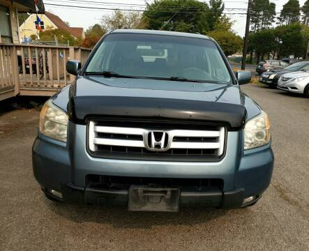 2006 Honda Pilot for sale at Life Auto Sales in Tacoma WA