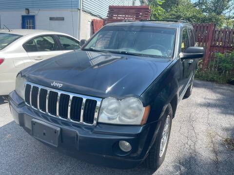 2007 Jeep Grand Cherokee for sale at Noble PreOwned Auto Sales in Martinsburg WV