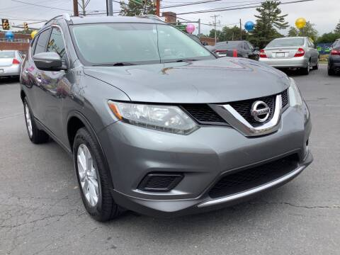 2015 Nissan Rogue for sale at Active Auto Sales in Hatboro PA