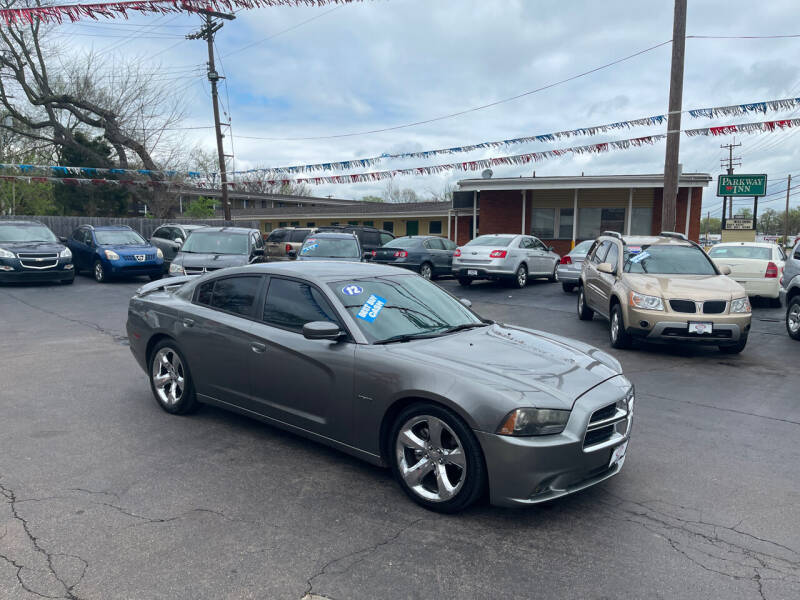 2012 Dodge Charger for sale at Hensley Auto Group in Middletown OH