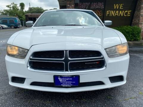 2013 Dodge Charger for sale at East Carolina Auto Exchange in Greenville NC
