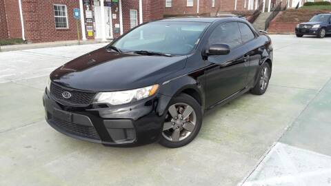 2012 Kia Forte Koup for sale at Don Roberts Auto Sales in Lawrenceville GA