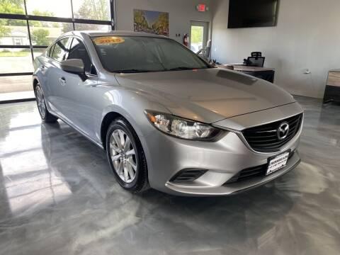 2015 Mazda MAZDA6 for sale at Crossroads Car & Truck in Milford OH